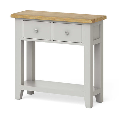 Lundy Grey Console Table