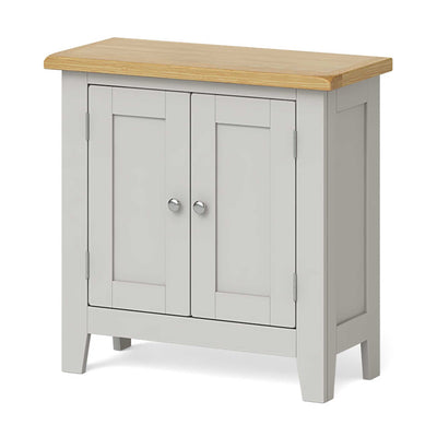Lundy Grey Mini Cupboard