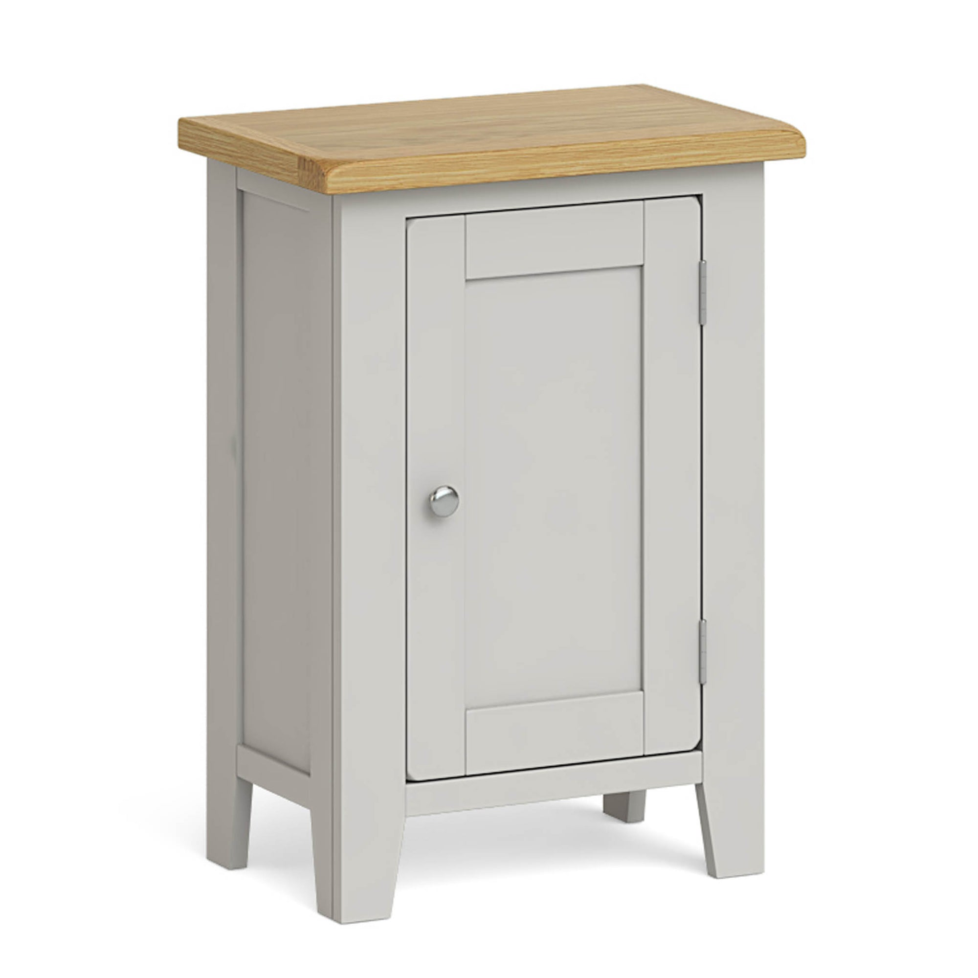 Lundy Grey Single Cabinet by Roseland Furniture