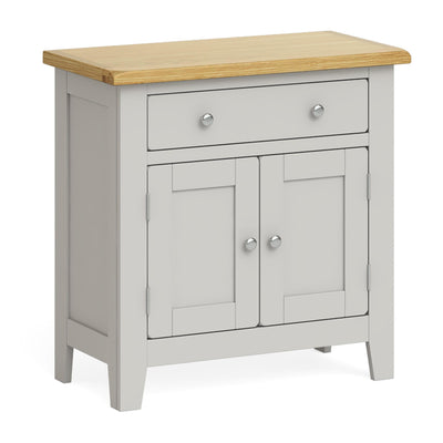 Lundy Grey Mini Sideboard by Roseland Furniture