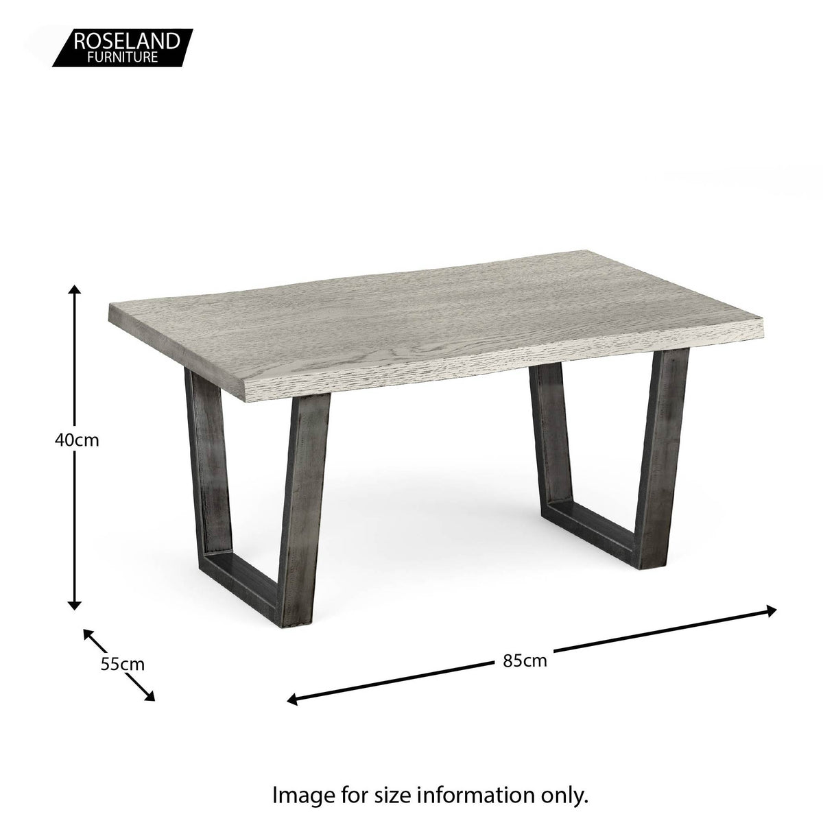 Dimensions - Soho Coffee Table