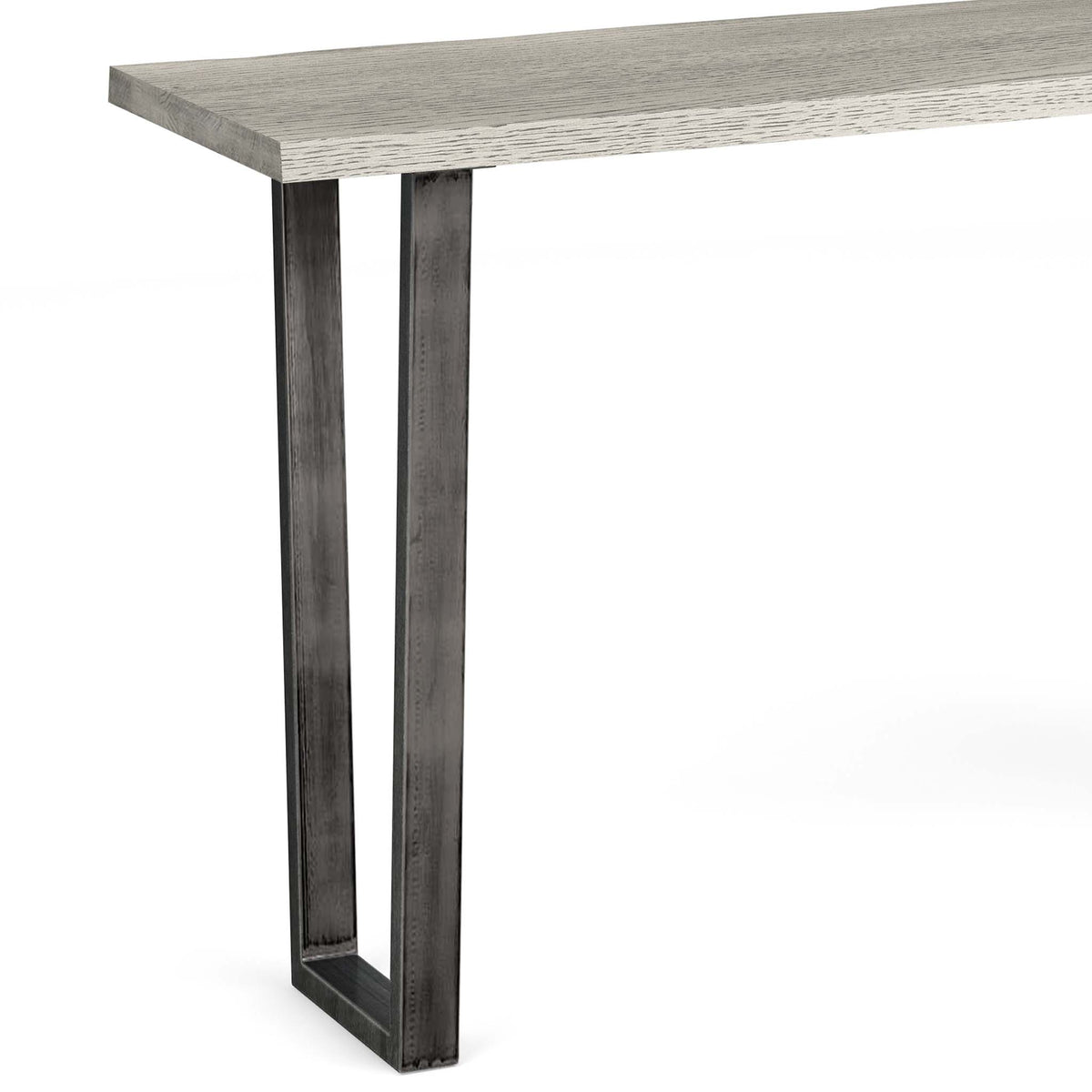 Soho Console or Hall Table - Close up of legs