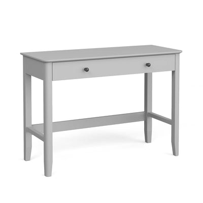 Elgin Grey Home Office Desk from Roseland Furniture