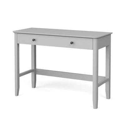 Elgin Grey Home Workstation Desk