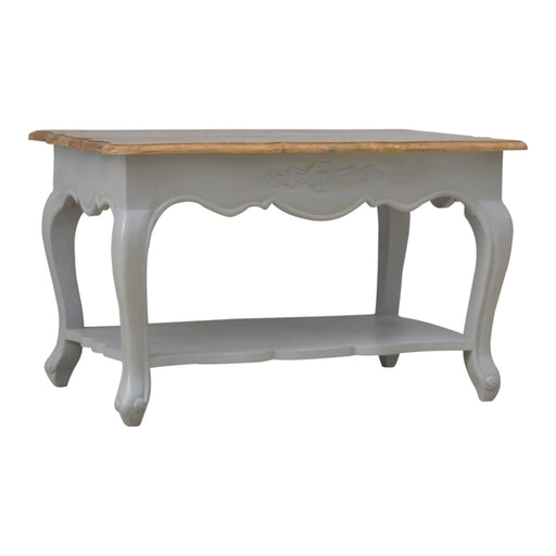 Artisan Grey French style Coffee table