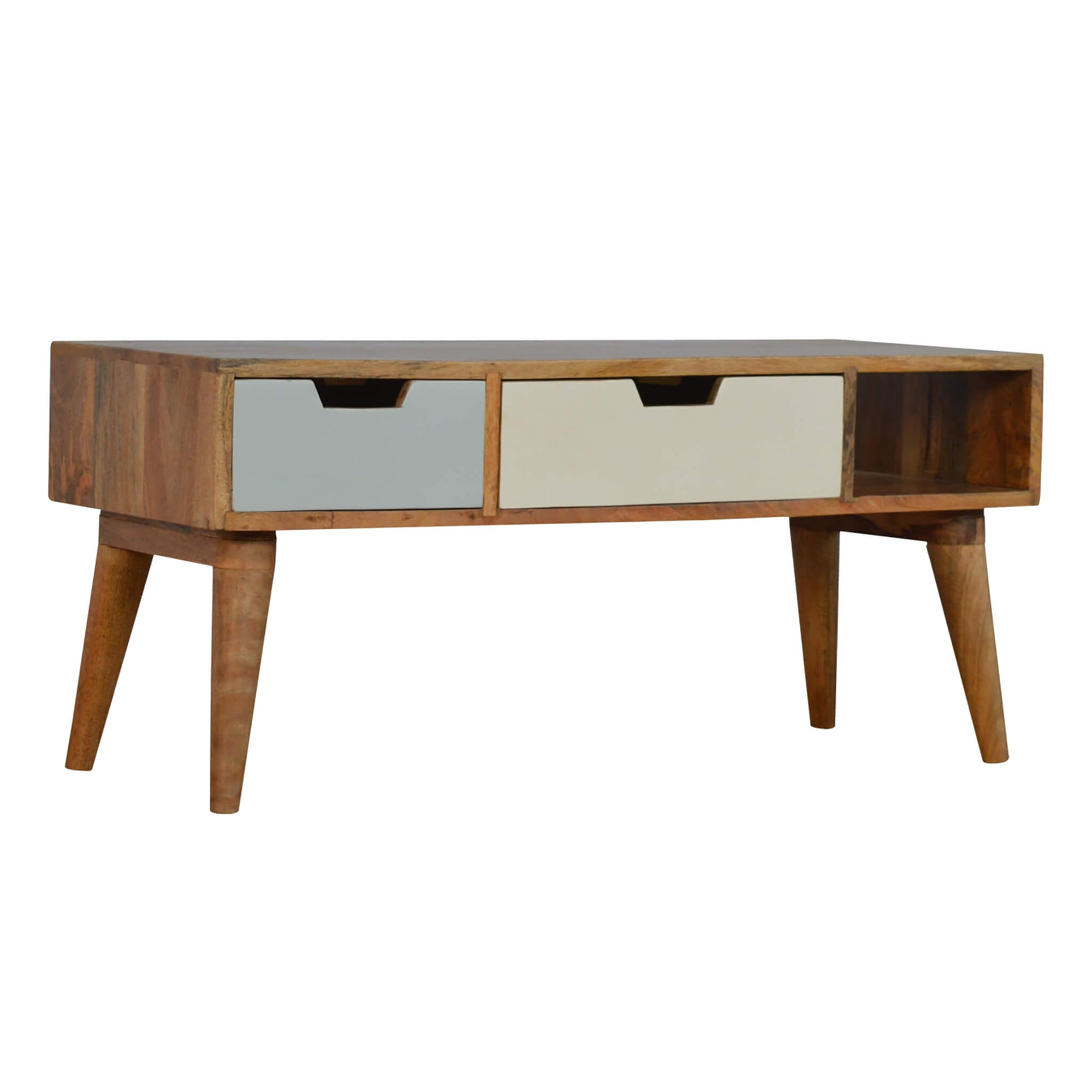 Artisan 2 Drawer Hand Painted TV Unit