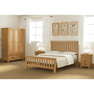 Lanner Oak 4'0ft Bed