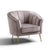 Adele Accent Chair - Cedar