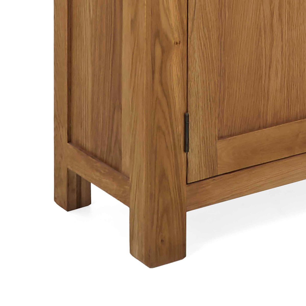 Zelah Oak Extra Large Sideboard - Base of sideboard