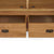 Zelah Oak Large Triple Wardrobe - Close up of Drawers