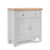 Farrow Grey Mini Sideboard - Side view