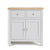 Farrow Grey Mini Sideboard by Roseland Furniture