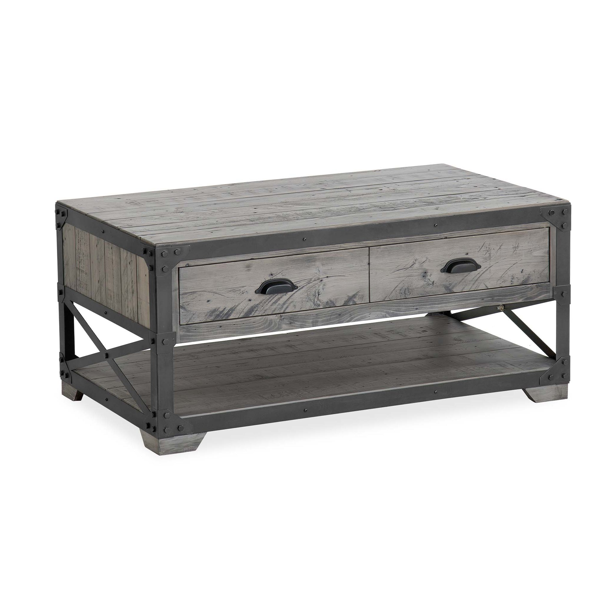 Brooklyn Coffee Table with Drawer by Roseland Furniture