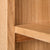 Surrey Oak Mini Bookcase