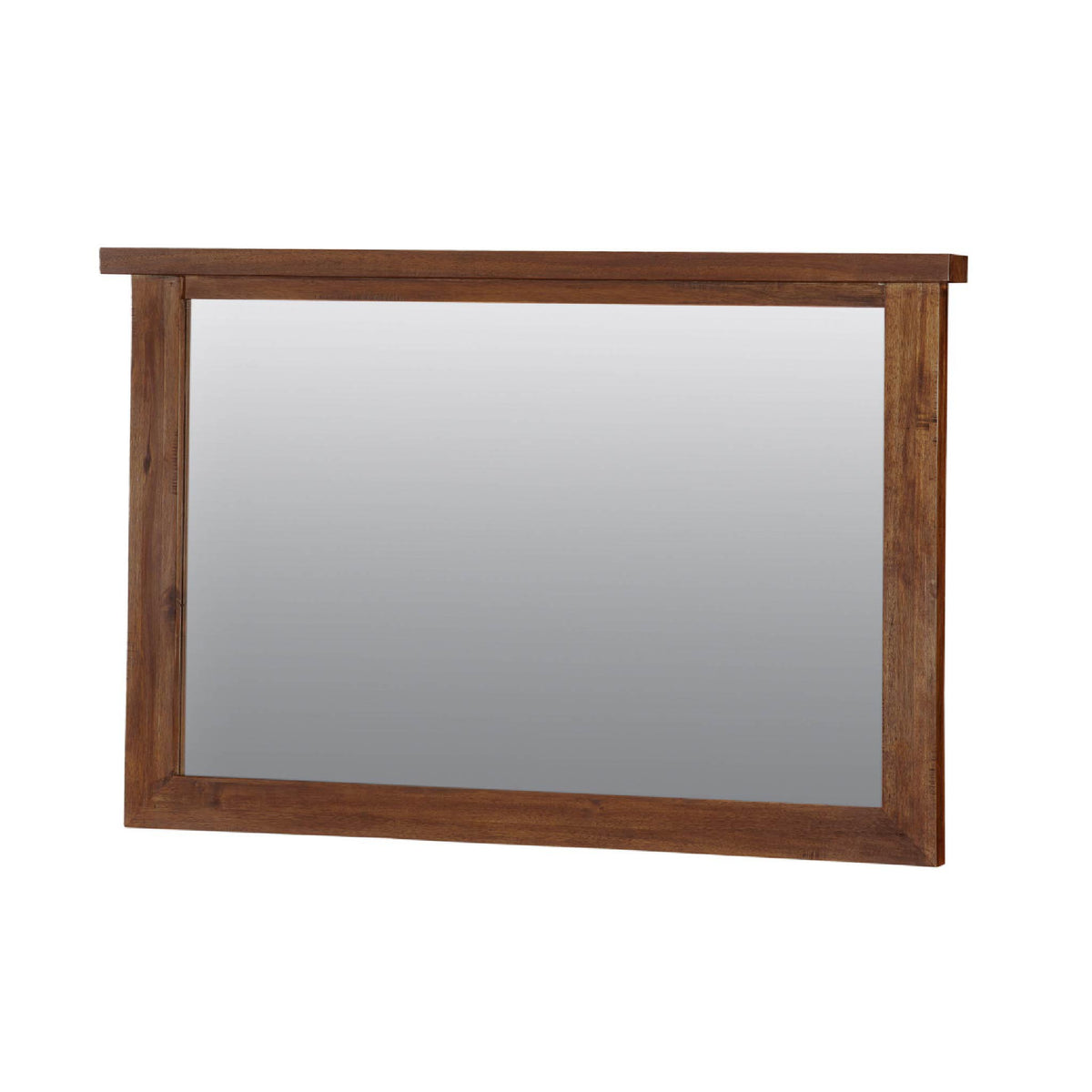 Ladock Rectangular Mirror by Roseland Furniture