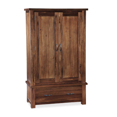 Ladock Double Wardrobe by Roseland Furniture