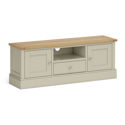 Chichester 135cm TV Stand Ledum Green by Roseland Furniture