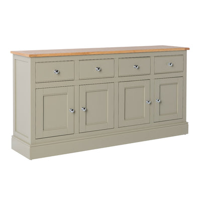 Chichester Ledum Green Extra Large Sideboard from Roseland Furniture