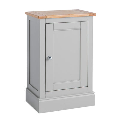 Chichester Chester Grey Mini Cupboard from Roseland Furniture