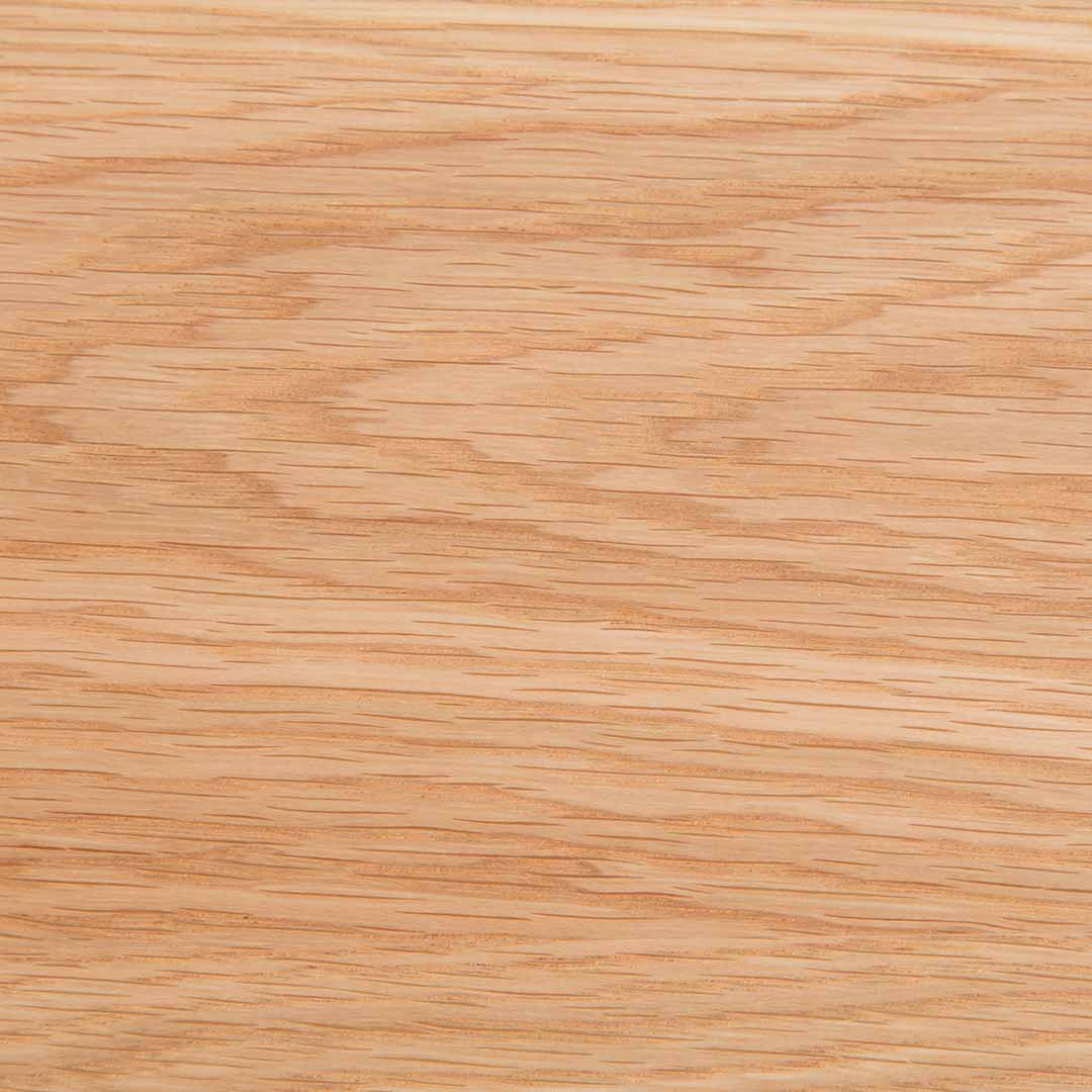 Close up of oak top wood grain on the Chichester Chester Grey Mini Cupboard