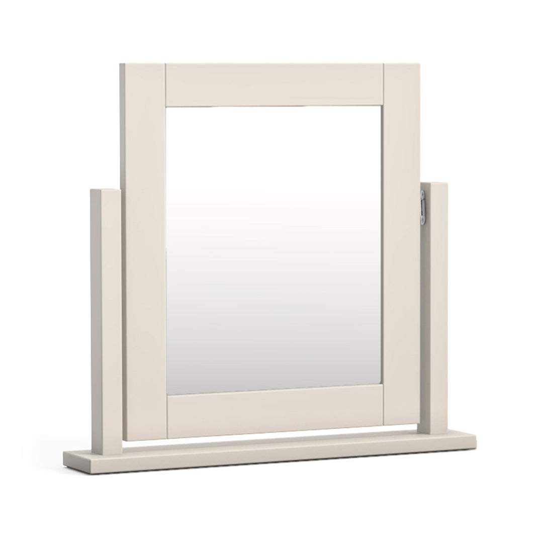 Hove Ivory Vanity Mirror by Roseland Furniture
