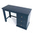 Cheltenham Blue Dressing Table & Stool - Looking down on top of dressing table