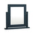 Cheltenham Blue Vanity Mirror by Roseland Furniture