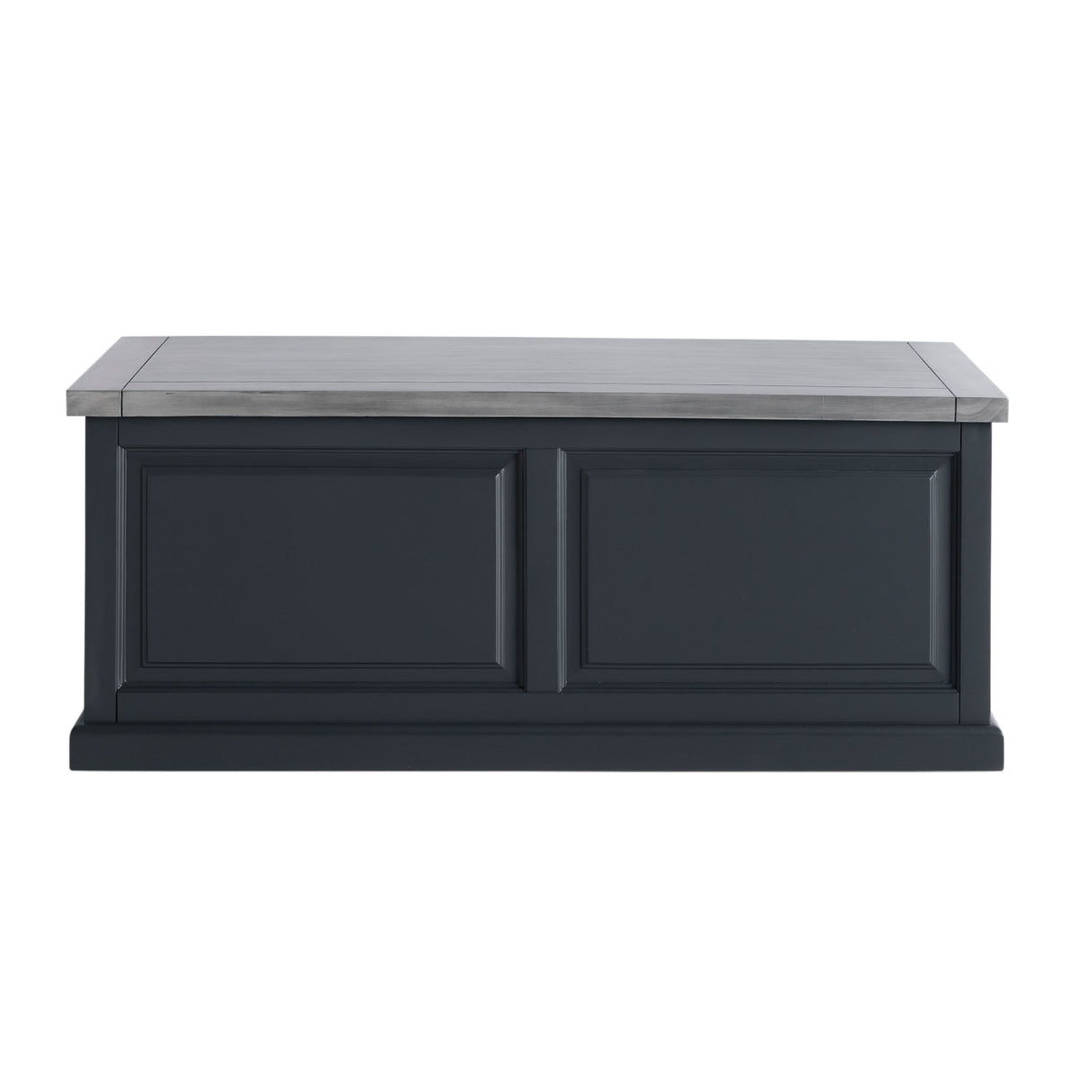 Bristol Charcoal Blanket Box