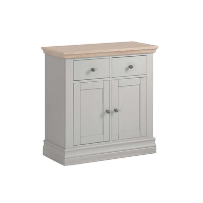 Melrose Grey Mini Sideboard from Roseland Furniture