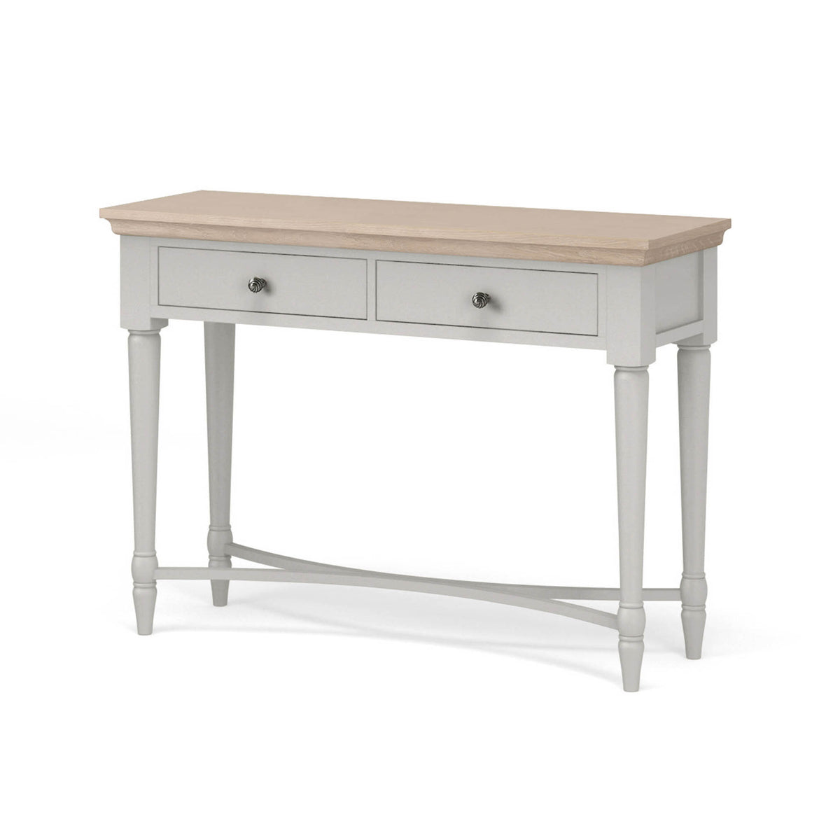 Melrose Grey Hallway Table from Roseland Furniture