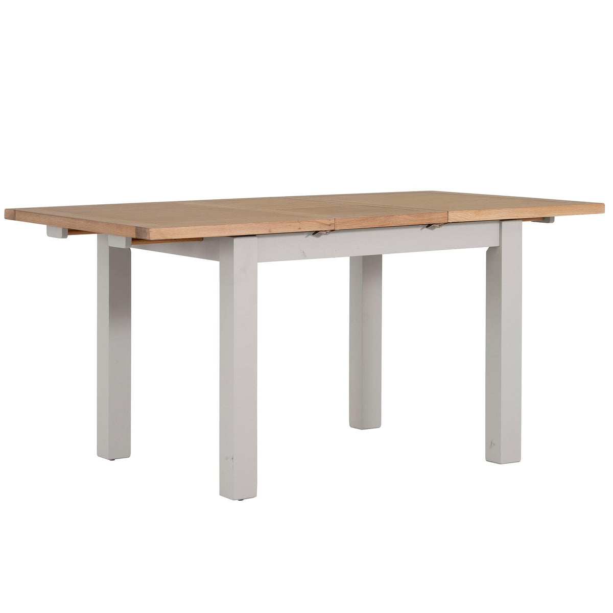 Charlestown Grey Extendable Dining Table from Roseland Furniture