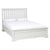 Melrose White 4ft6 Double Bed Frame from Roseland Furniture