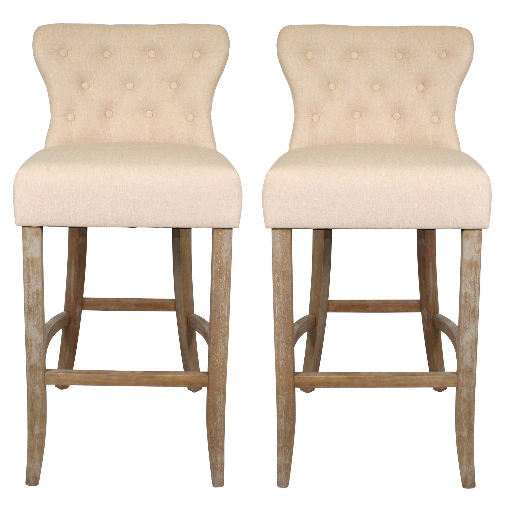 Baxter Bar Stools - Set of 2