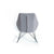 Bryce Accent Rocking Chair - Light Grey