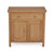 Tabletop view of the Falmouth Oak Mini Sideboard by Roseland Furniture