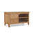 Falmouth Oak 90cm TV Stand by Roseland Furniture