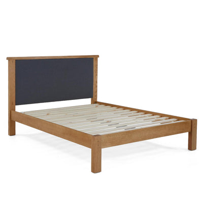Broadway 5ft King Size Upholstered Bed Frame