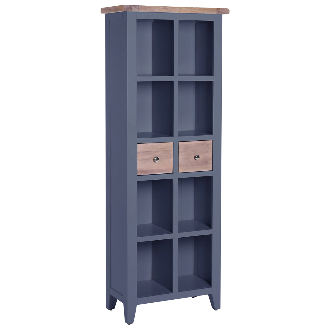 Downpipe 2 Drawer Bookcase