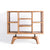 Freya Acacia Bookcase by Roseland Furniture
