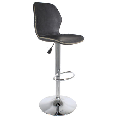 Denver Bar Stool stone grey