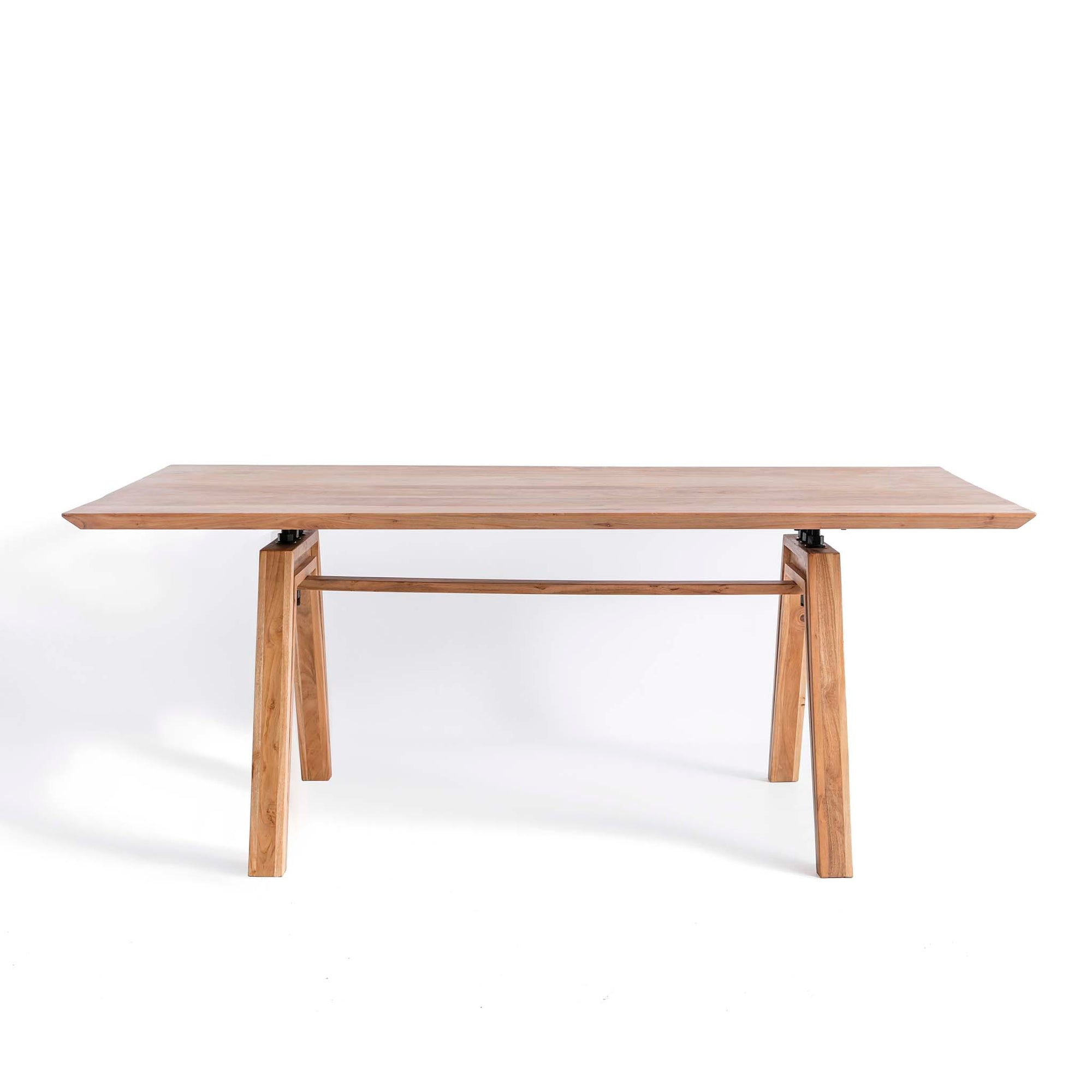 Freya Acacia Dining Table by Roseland Furniture