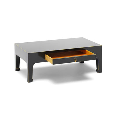 The Nine Schools Oriental Black Coffee Table