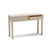 The Nine Schools Oyster Grey Large Console Table - With open drawer