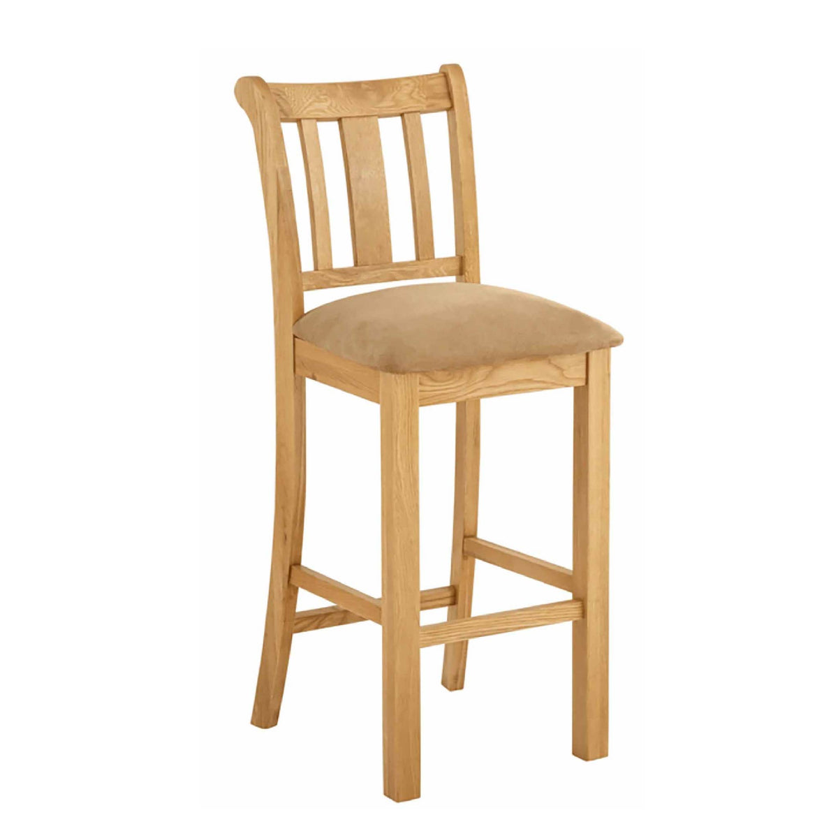 Roseland Oak Bar stool by Roseland Furniture