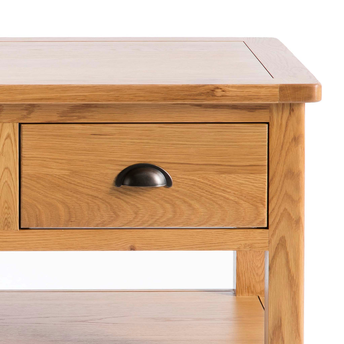 Drawers Roseland Oak 2 Drawer Coffee Table