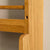 Padstow Stone Grey Large Larder Unit - Close up of Spice Rack on inside of Door