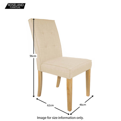 Rylan Dining Chairs - Set of 2