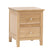 Falmouth Oak Bedside Table by Roseland Furniture