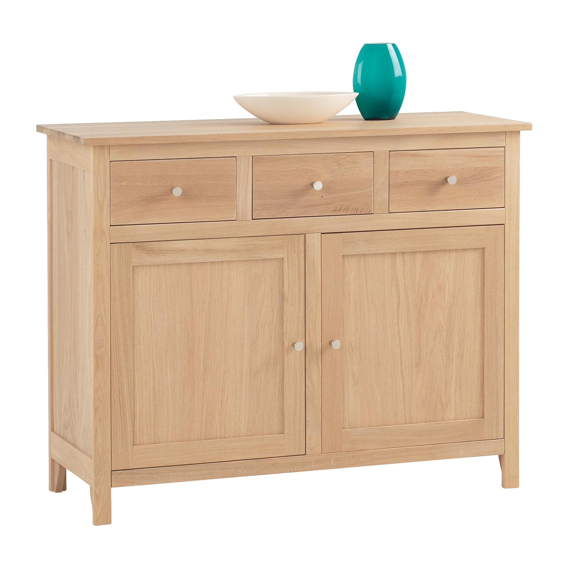 Falmouth Oak Sideboard by Roseland Furniture