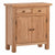 Charlestown Oak Extra Small Sideboard by Roseland Furniture